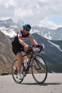 Cycling the Alpes